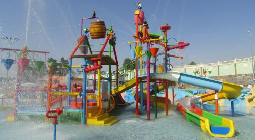 Design and construction of waterparks and water slides