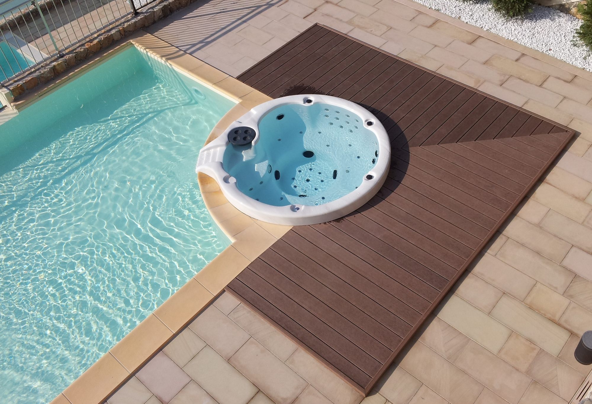 CPA Manufacturing of components for pools