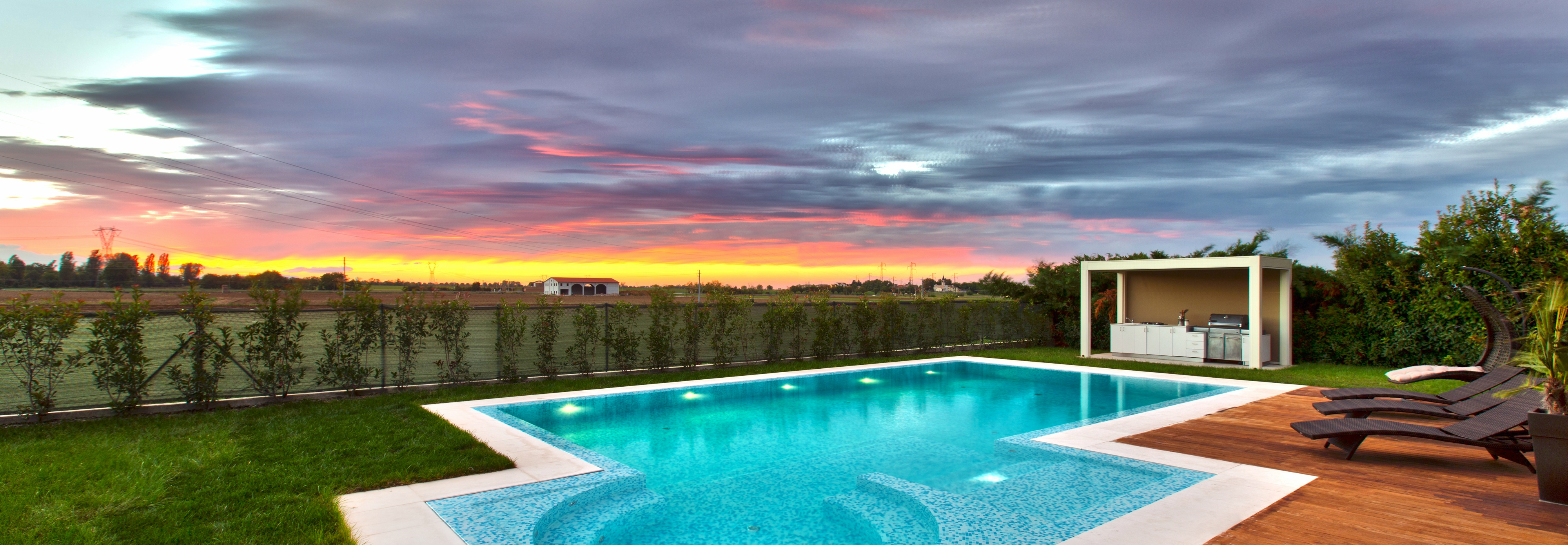 Italian pool design italian pool technology for Swimming pool design xls