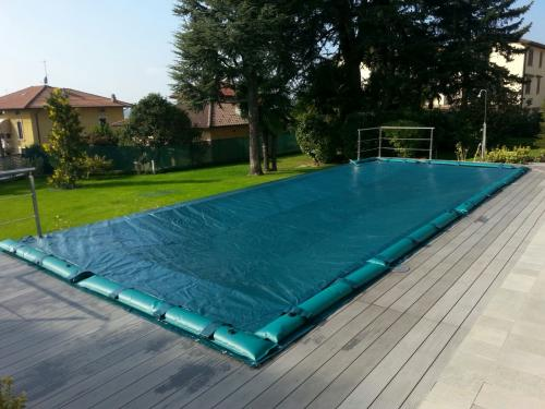 Polimpianti Manufacturer of pool covers