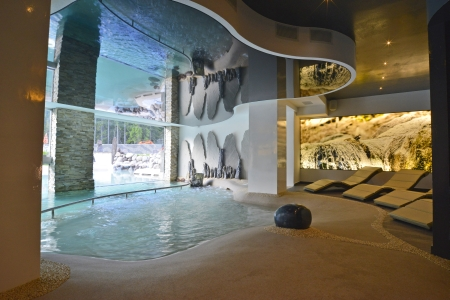 indoor pool made by biodesign