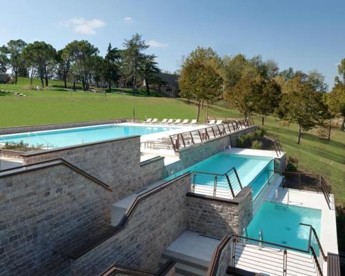 The italian technology becomes wellness italian pool for Italian pool design 7