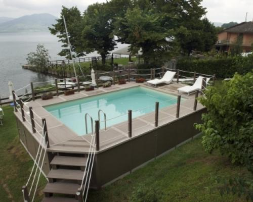 italian pool launches the raised pool italian pool ForItalian Pool Design 7