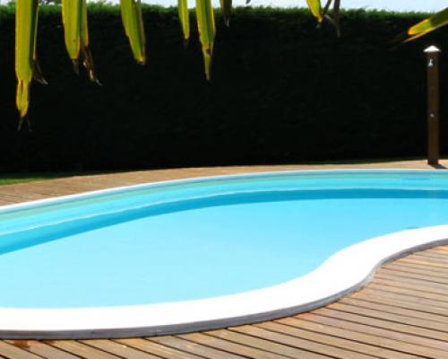 The landmark of the pool sector, C.P.A, presents the Isoblok ...
