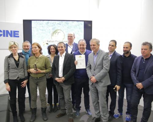 Winners Italian Pool Award 2018