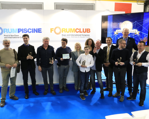 Winners Italian Pool Award 2019