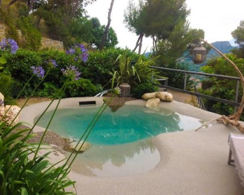Termapond new technology to build natural pools italian for Italian pool design 7