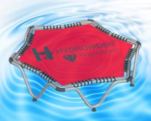 Hydrorider Diamond Aquajump   Pool professional trampoline