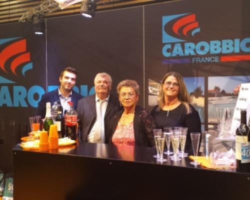 carobbio stand at lione 2014