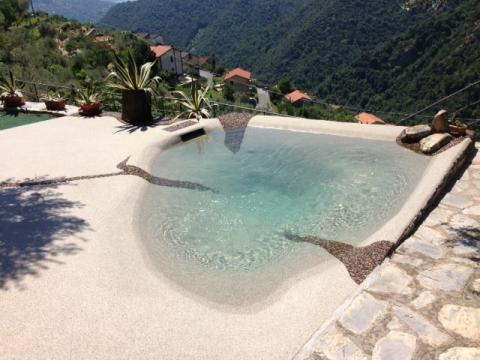 Termapond New Technology To Build Natural Pools Italian Pool Technology