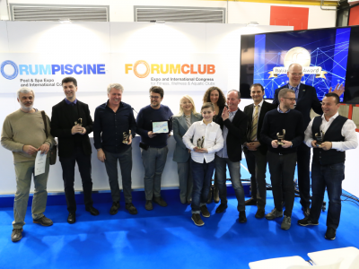 Winners Italian Pool Award 2019