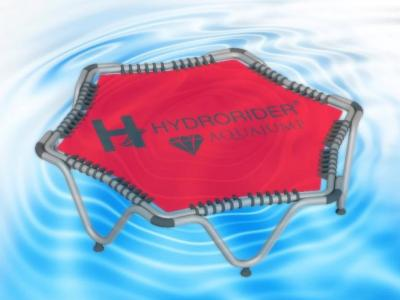 Hydrorider Diamond Aquajump | Pool professional trampoline
