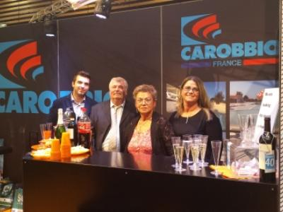carobbio stand at lione 2014