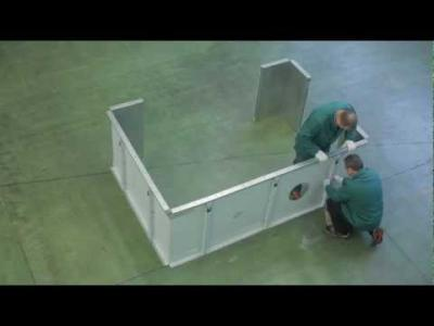 Embedded thumbnail for Module 80, the last innovation of prefabricated pools by Aqua