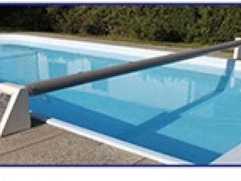 a new roller for pool covers