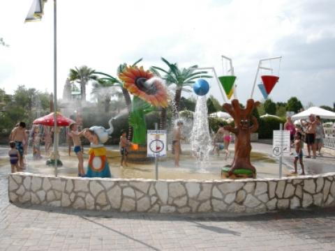 acquapark water attraction